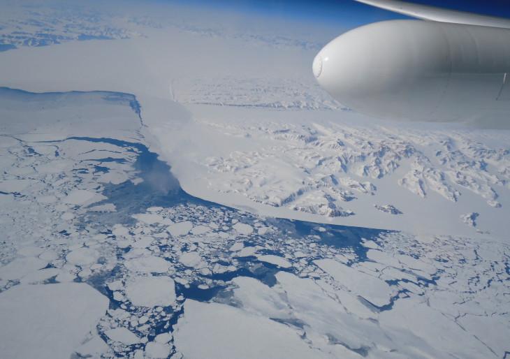 Drámai szóhasználattal próbálja felhívni a klímaváltozásra a figyelmet a Guardian