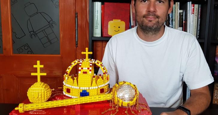 Mit építhetsz 4500 LEGO kockából?
