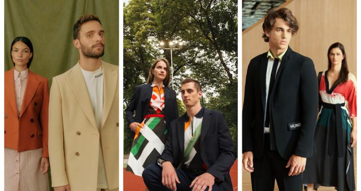 Így nézhet ki 2020-ban a magyar olimpikonok formaruhája
