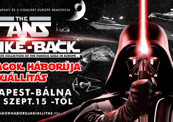 Star Wars kiállítás nyílik a Bálnában