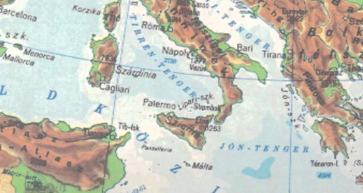 Elsüllyedt kontinenst fedeztek fel Európa alatt a tudósok