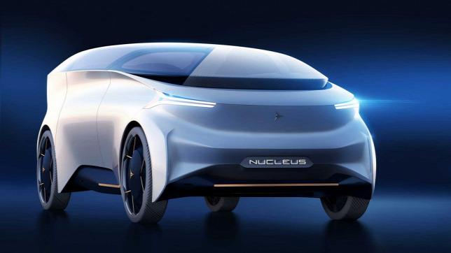 Magyar tervező álmodta meg a jövő autóját?