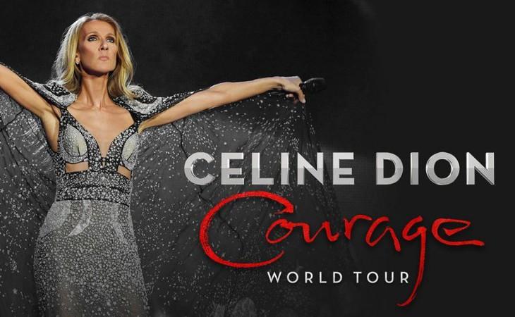 Celine Dion Budapestre jön
