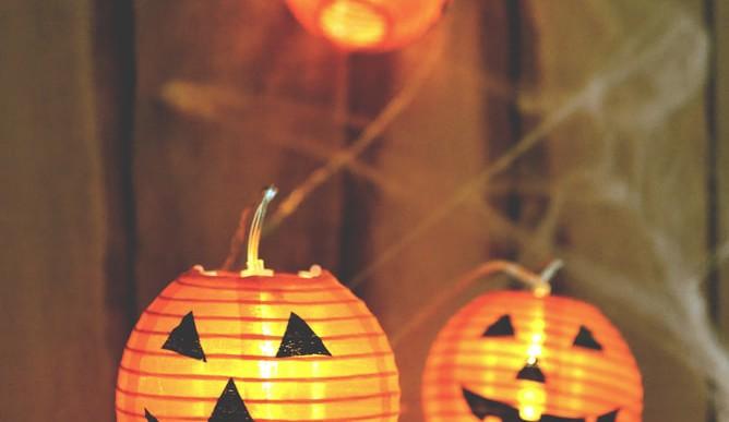 Gyors és filléres ötletek Halloweenre
