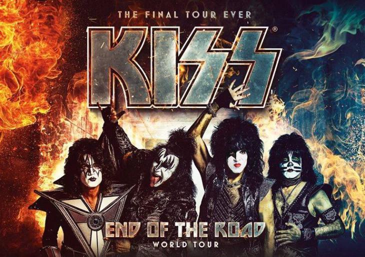 Nálunk is lesz KISS búcsúkoncert