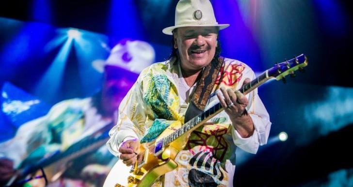 Santana ismét hazánkban koncertezik