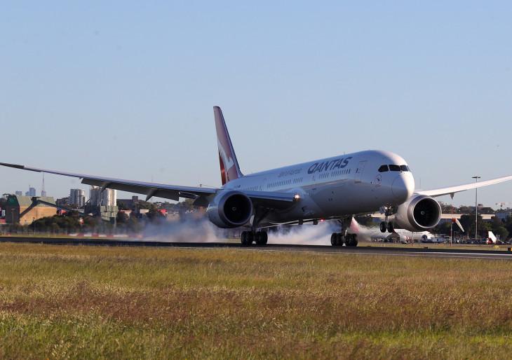 Két repülési rekordot is megdöntött a Quantas egyik járata