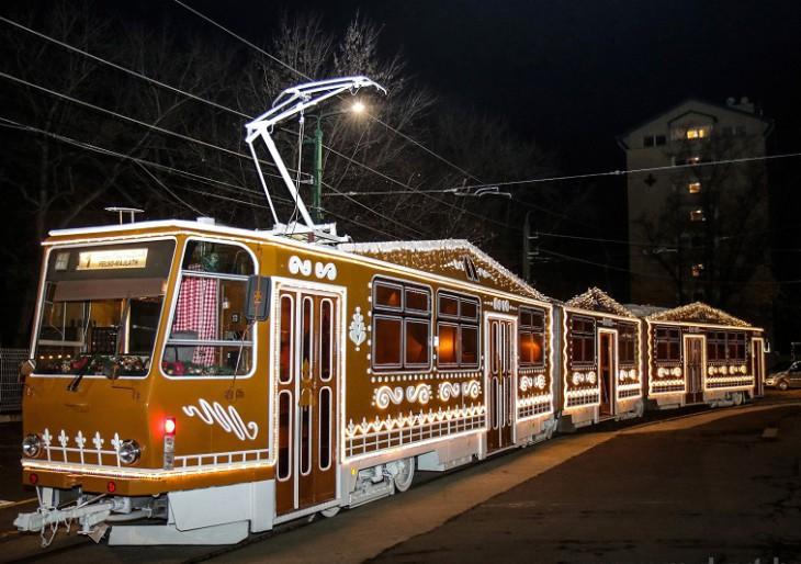 Ismét Európa legszebbje lehet a miskolci fényvillamos