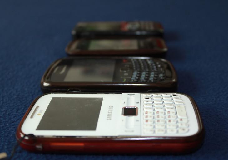 Másfél tonna használt mobilt gyűjtöttek be hazánkban