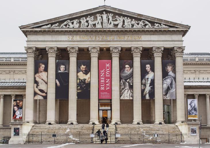 Szuper kiállítások várnak a Szépművészeti Múzeumban és a Nemzeti Galériában