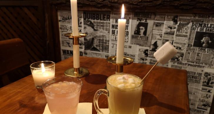 Harry Potter kávézó nyílt Budapesten, hihetetlen az érdeklődés