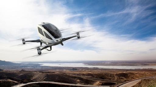 Személyszállító drón épül Magyarországon