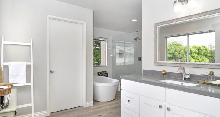 3 egyszerű lépés, hogy még kellemesebb hely lehessen a fürdőszobád