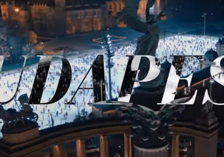 Ivan and the parazollal érkezik az új Budapest imázsfilm