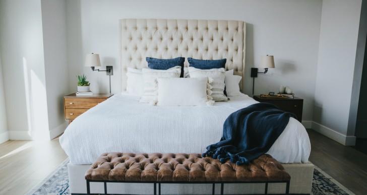 A tökéletes, pihentető hálószoba titka