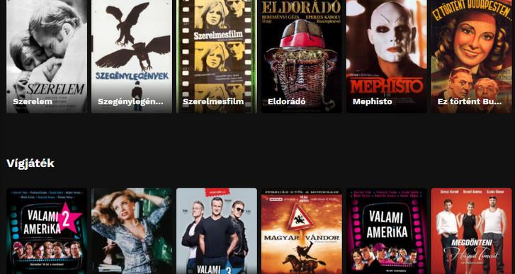 Elindult a magyar Netflix