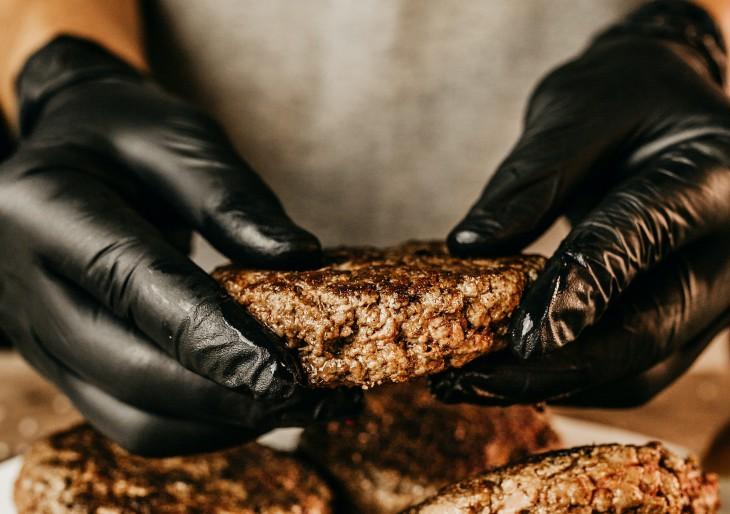Ez az ország legdrágább hamburgere