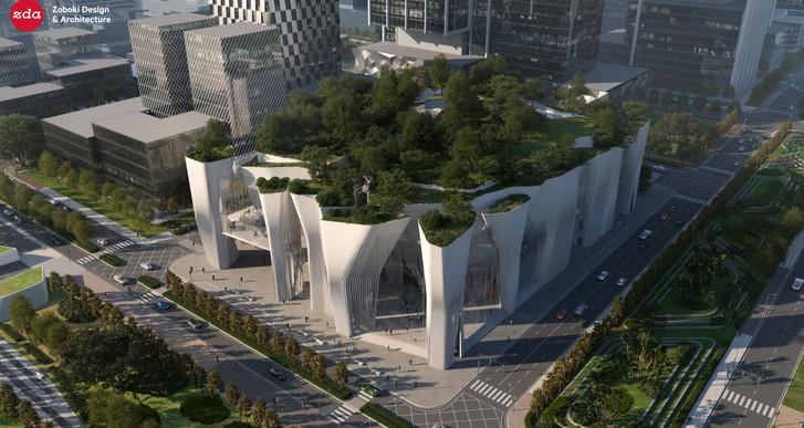 Magyar sztárépítész tervezhet művészeti központot Kínában